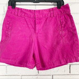 🦄Loft Women's Magenta Shorts